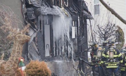 TOMS RIVER: Thursday Blaze Claims Home, Four Family Pets