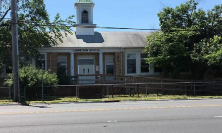 BRICK: Laurelton School Prepped For Sale