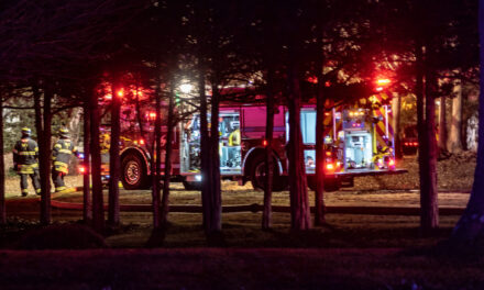 WALL: Fire Claims Couple – Double Fatality