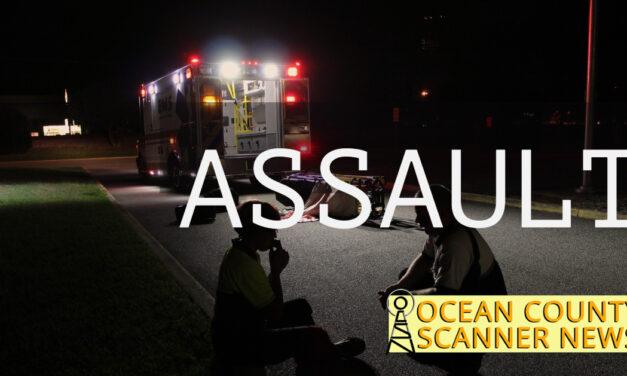 BERKELEY: Assault in the City- Scene Not Secure