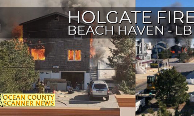HOLGATE: Residential Structure Fire (Updates and Pictures)