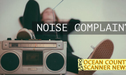 Seaside Heights: Noise Complaint