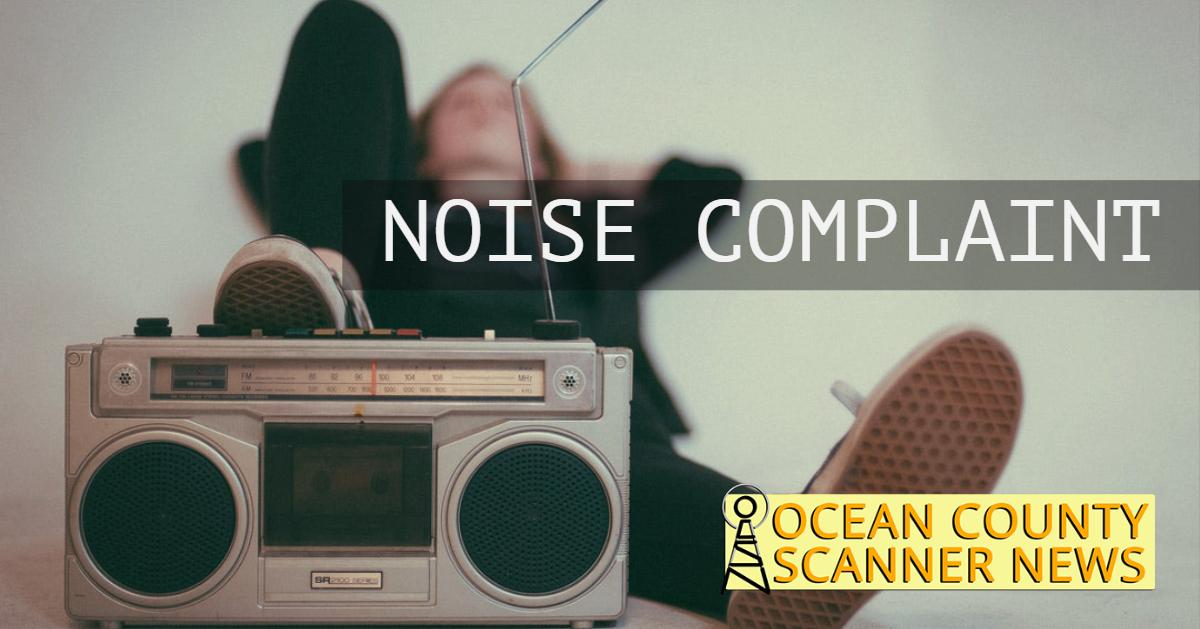 Seaside Heights: Noise Complaint