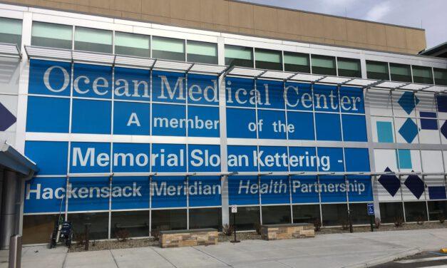 BRICK: Activated Fire Alarm @ Ocean Medical Center