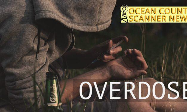 TUCKERTON: Overdose
