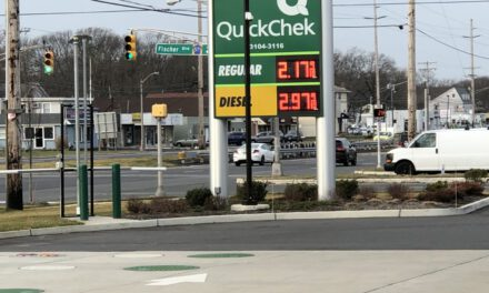 Gas Prices Fall Below $2 Per Gallon in Nine States (Not NJ)