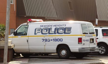 Seaside Heights: Bicycle Theft