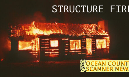 Lakehurst: Structure Fire