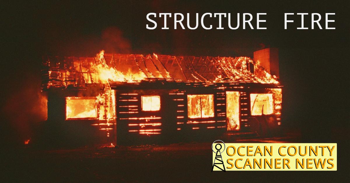 BRICK: Working Structure Fire