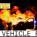 STAFFORD: Vehicle Fire