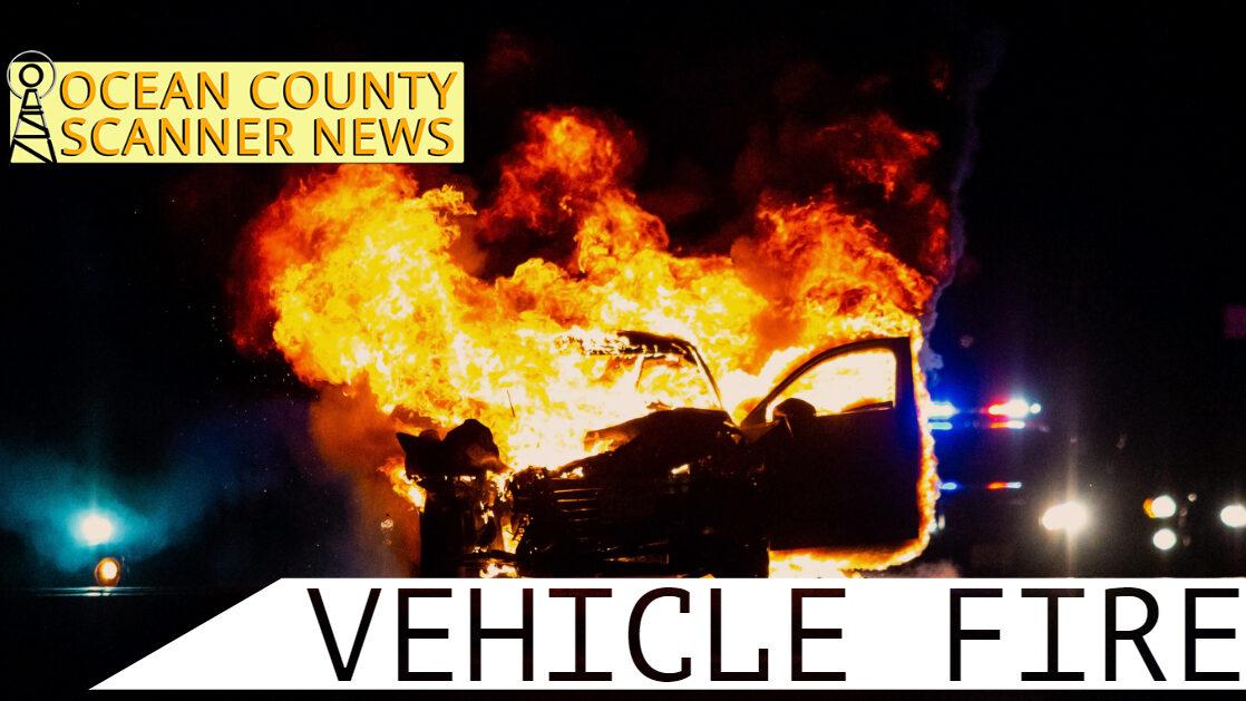 LEH: Vehicle Fire