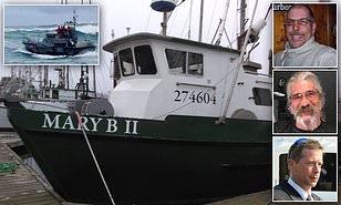 'Graveyard of the Pacific' Crab boat 'featured on Deadliest Catch: Dungeon Cove TV show' capsizes in treacherous Oregon waters, killing all three crew