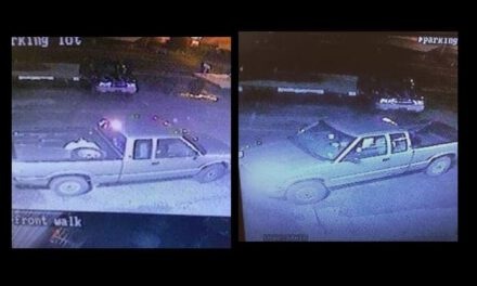 TR: Police Searching For Pickup Truck