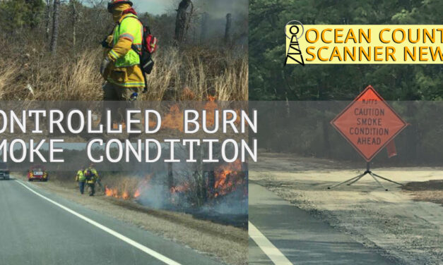 Controlled Burns Today: Expect Smoke Conditions