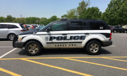 Lacey Township: Possible Unconscious Driver