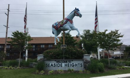 SEASIDE HEIGHTS: NeighBor Dispute on Lincoln- Water Thrown on Victims