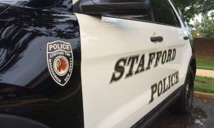 Stafford : Fire alarm activation