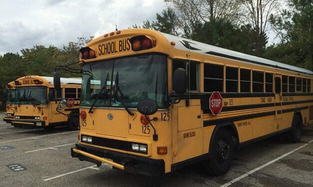 TOMS RIVER: Smoking School Bus Turns Out as Mechanical Issue