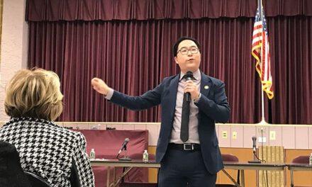 Congressman Kim Talks Health Care, Changes In Government