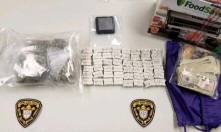 TR: Special Enforcement Team Drug Arrest
