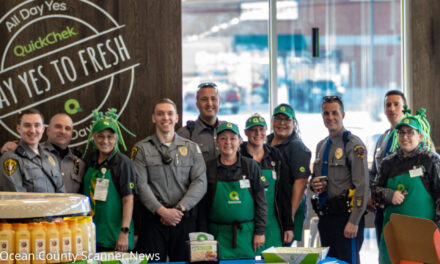 TOMS RIVER: Coffee with a Cop (and Cookies)