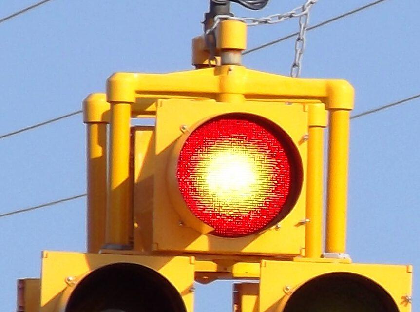 Lacey: Traffic Advisory