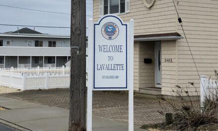 Lavallette : Pedestrian struck