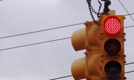 BEACHWOOD: NO Turn on Red