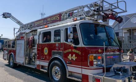 SSH: Deck Fire
