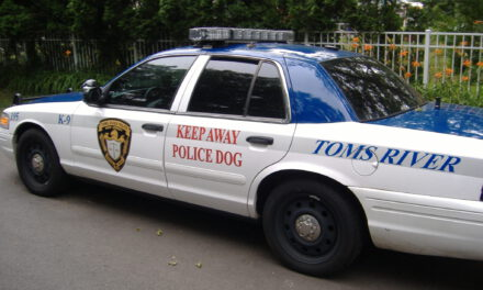 TOMS RIVER: Bank Robbery