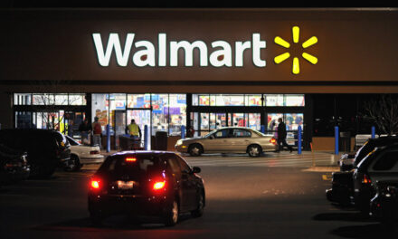 LACEY: Walmart Drama