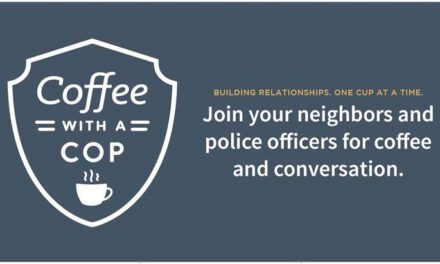 TR: Coffee With a Cop- Wednesday May 1