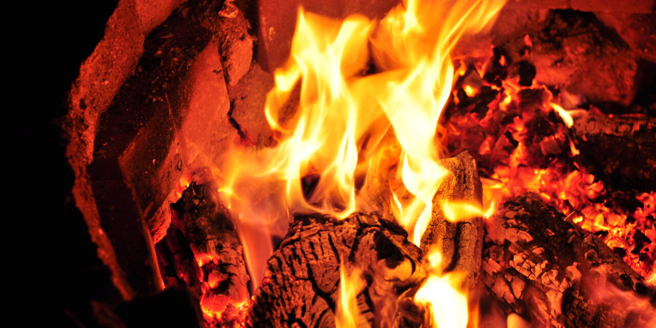 Stafford: Brush fire