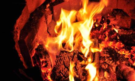 LAKEWOOD: Cardboard Fire