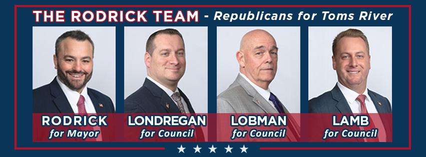TR: Rodrick Team for Mayor & Council Announced