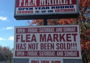 Petition to Bring Flea Market to Miller Airpark
