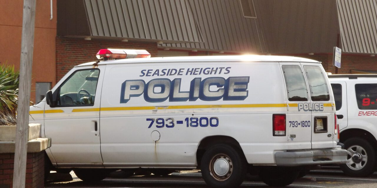 Seaside Heights: Large Fight