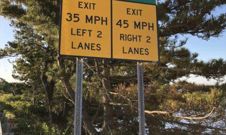 SSH: Road Construction Advisory