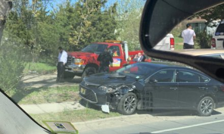 LAKEWOOD: MVA