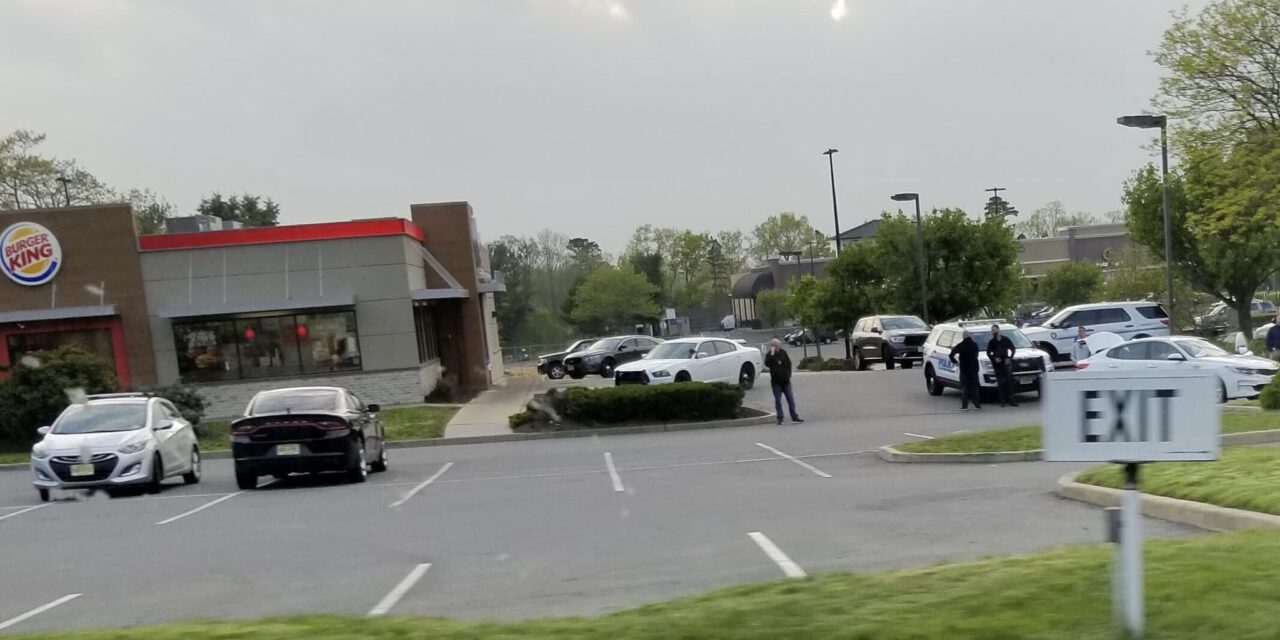 LAKEWOOD: Drug Suspect Runs Over Detective In Shopping Center!