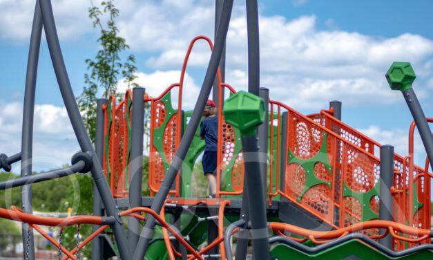 BEACHWOOD: Teenagers Harassing Children at Park