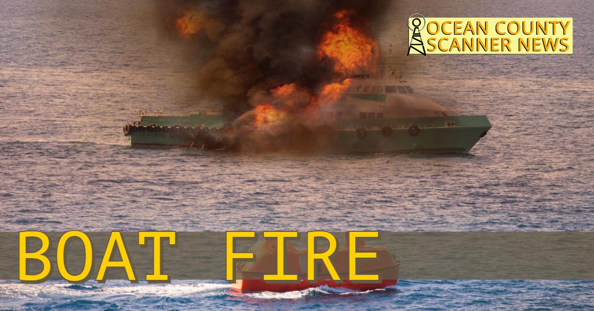LEH: Boat Fire