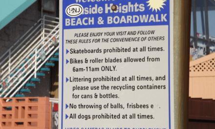 Seaside Heights: Disturbance