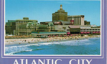 ATLANTIC CITY: Water main break shuts off running water