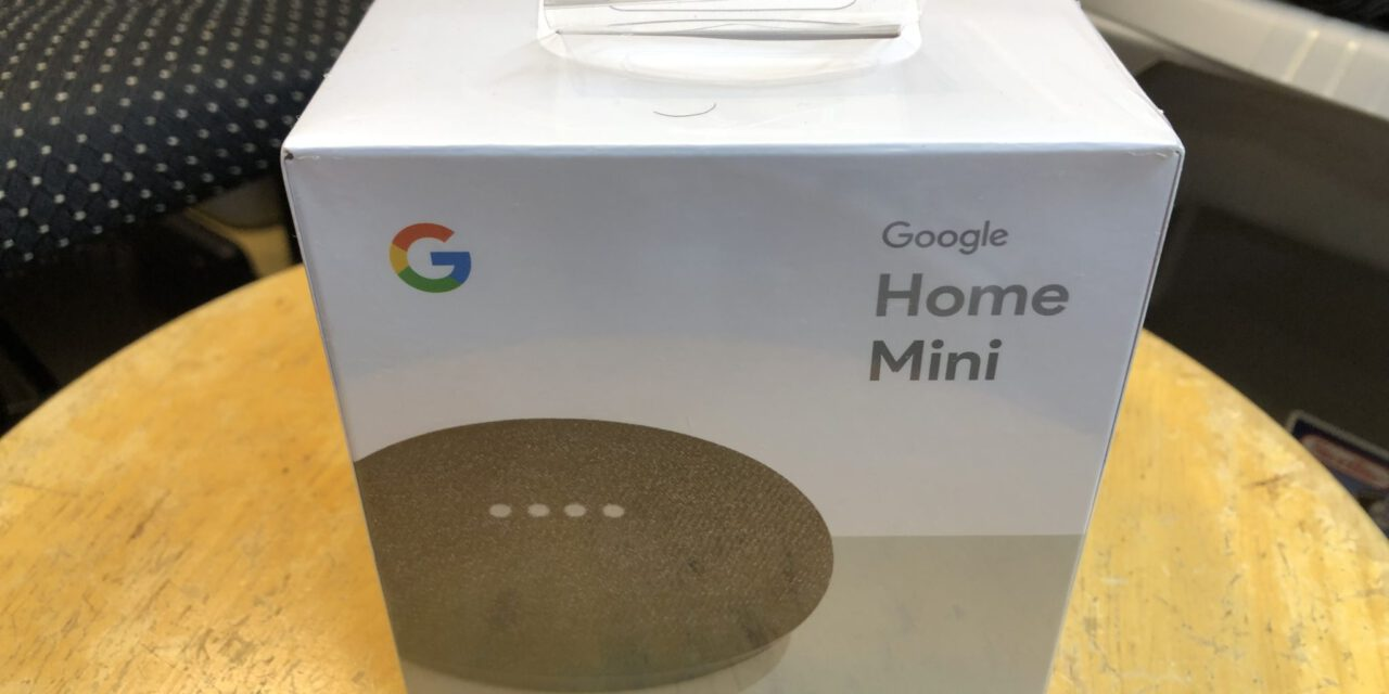 Google Home Mini: Contest Open to All!
