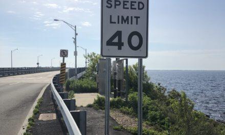 TR: Mathis Bridge Speed Limit Lowered?