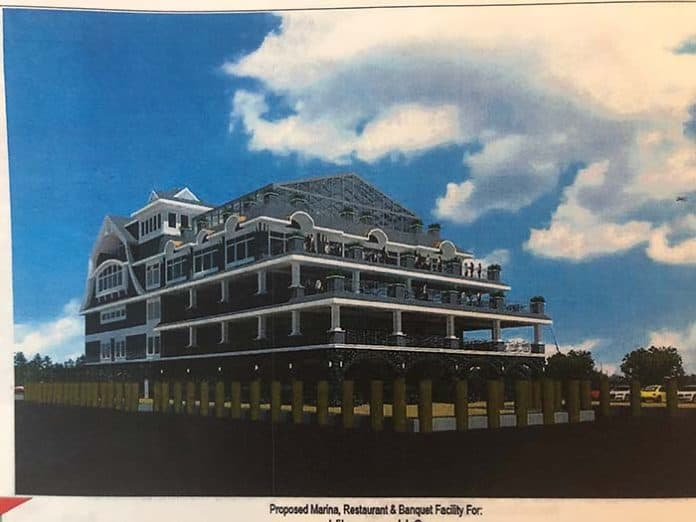 BRICK: Banquet Hall Proposed Near Mantoloking Bridge