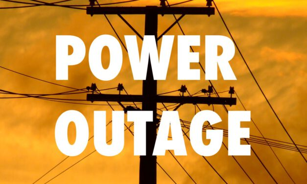 WARETOWN: Power Outages