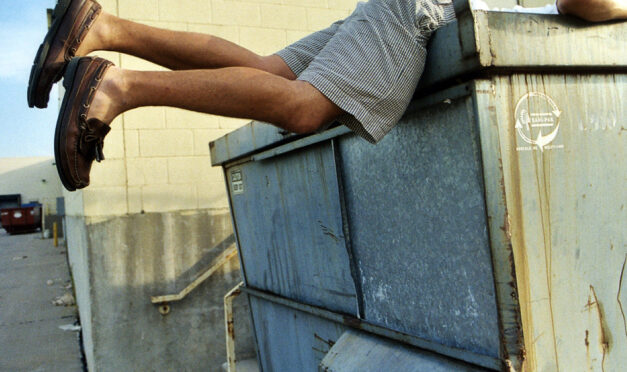BARNEGAT: Dumpster Diving