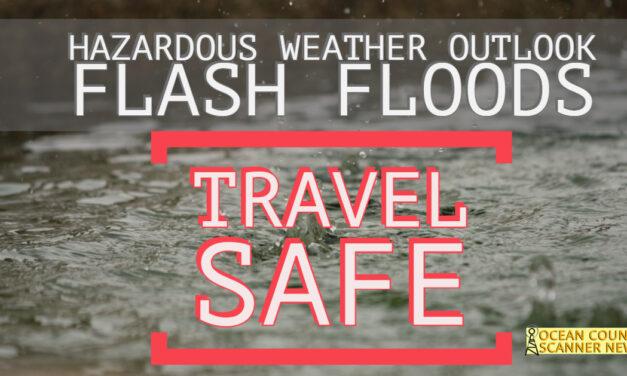 HAZARDOUS WEATHER OUTLOOK: Flash Flood Watch